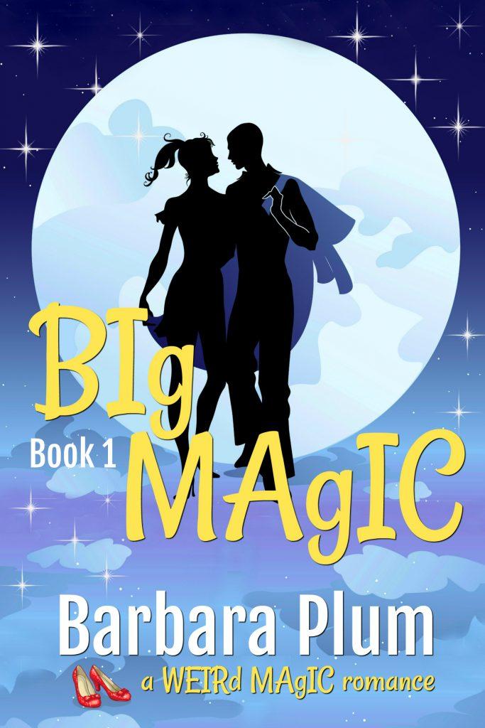 Book Cover: BIg MAgIC