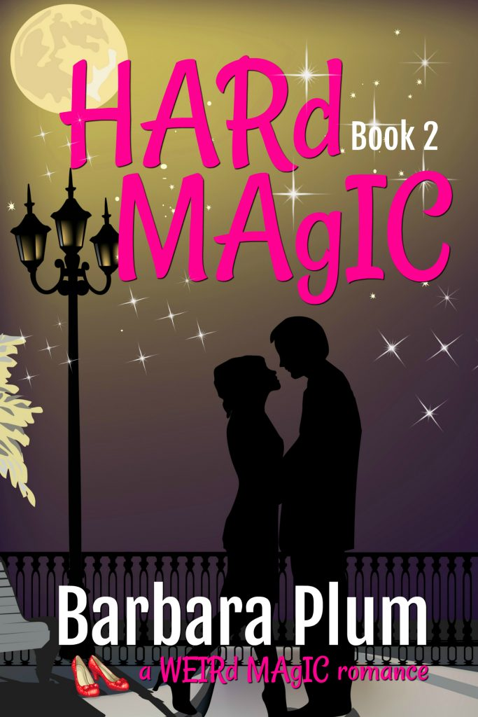 Book Cover: HARd MAgIC