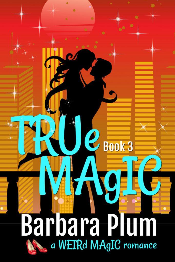 Book Cover: TRUe MAgIC